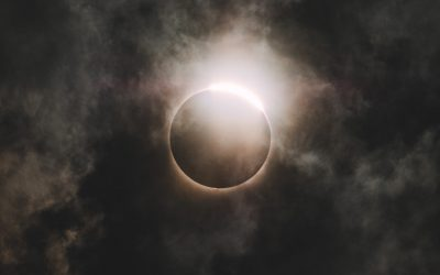 Солнечное затмение. Сентябрь 2016